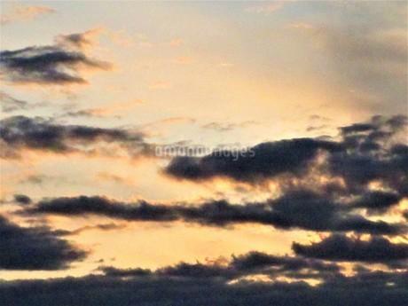 冬の空の写真素材 [FYI04115781]