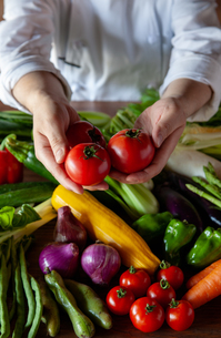 野菜の写真素材 [FYI04115969]