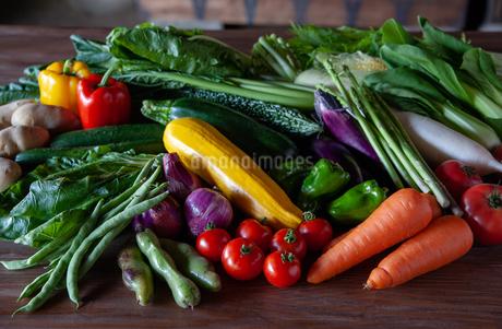 野菜の写真素材 [FYI04115971]