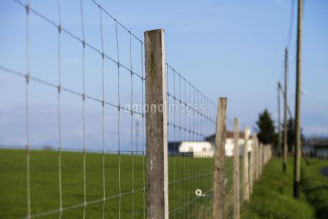 フェンスの写真素材 [FYI04116006]