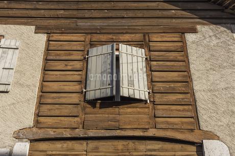 窓、スイス、ジュネーブの写真素材 [FYI04116038]