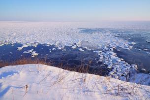 流氷の写真素材 [FYI04116818]
