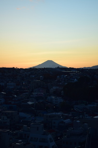 富士山の写真素材 [FYI04116987]