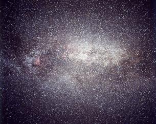 天の川 はくちょう座の写真素材 [FYI04117638]