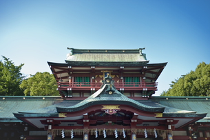 富岡八幡宮の写真素材 [FYI04120635]