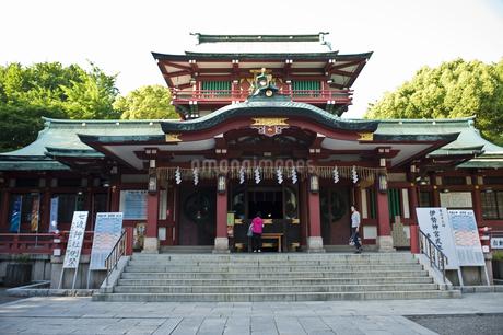 富岡八幡宮の写真素材 [FYI04120638]