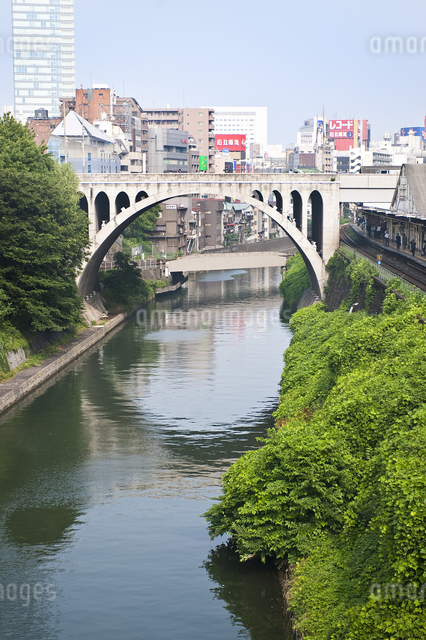 聖橋の写真素材 [FYI04120741]