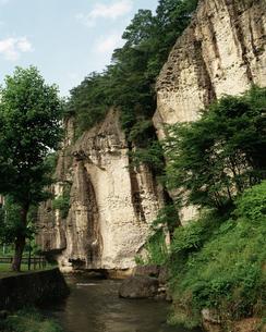 大谷,奇岩群の写真素材 [FYI04120834]