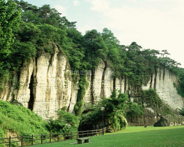 大谷,奇岩群の写真素材 [FYI04120835]