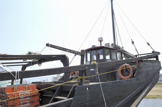 ジャンク船の写真素材 [FYI04122092]