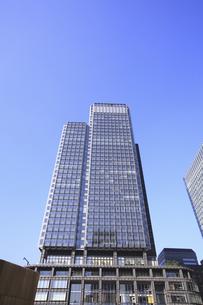 高層ビル街の写真素材 [FYI04122693]