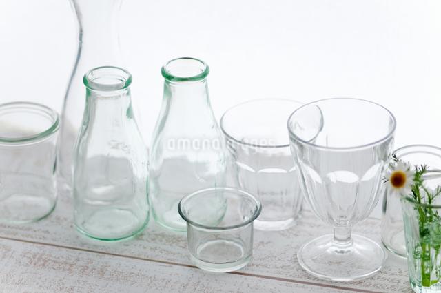 グラス集合の写真素材 [FYI04124416]