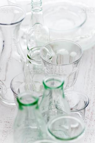 グラス集合の写真素材 [FYI04124421]
