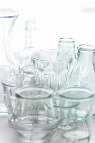 グラス集合の写真素材 [FYI04124425]