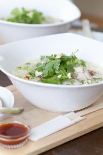 アジアにゅう麺の写真素材 [FYI04124568]