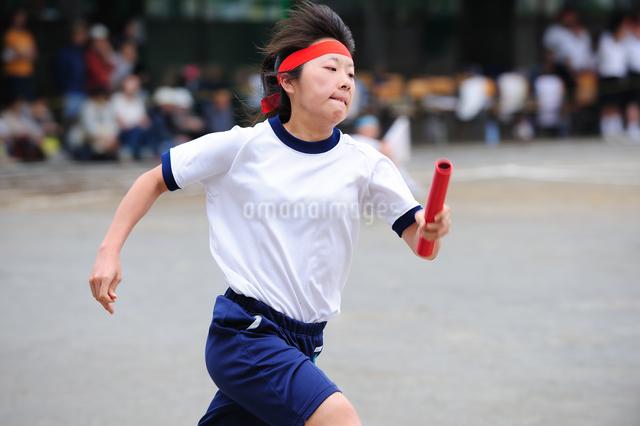 運動会の写真素材 [FYI04124601]