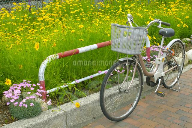自転車の写真素材 [FYI04124797]