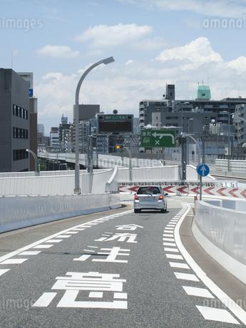 阪神高速道路の写真素材 [FYI04125721]