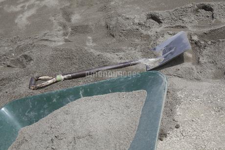 道路工事の写真素材 [FYI04126284]