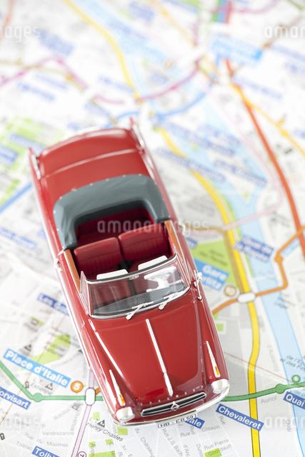 自動車のイメージの写真素材 [FYI04126435]