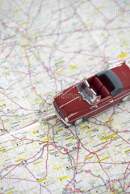 自動車のイメージの写真素材 [FYI04126437]