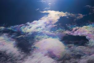 彩雲の写真素材 [FYI04126792]