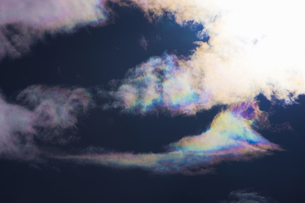 彩雲の写真素材 [FYI04126793]
