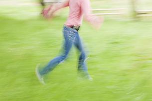 走るの写真素材 [FYI04126908]