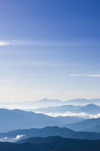 南アルプス,甲斐駒ヶ岳の写真素材 [FYI04126911]
