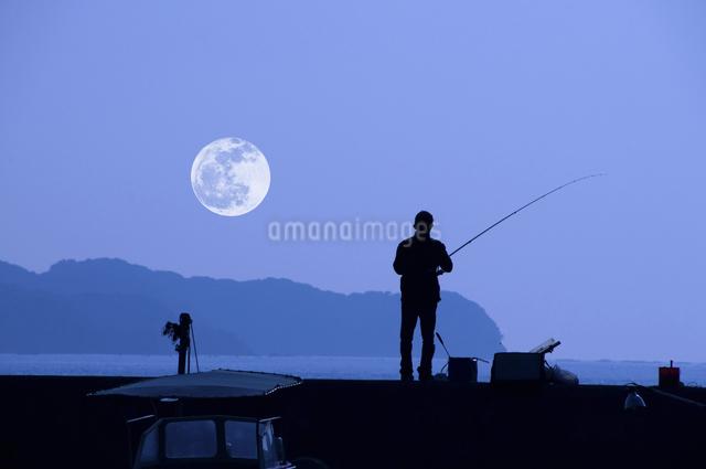 海釣りの写真素材 [FYI04127878]