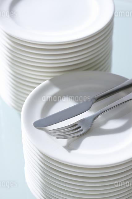 洋食器の写真素材 [FYI04128481]