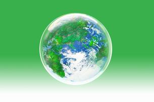 地球の写真素材 [FYI04129850]