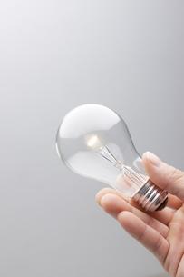 電球の写真素材 [FYI04129893]