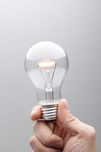 電球の写真素材 [FYI04129894]