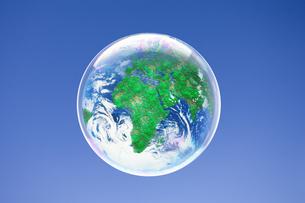 地球の写真素材 [FYI04129962]