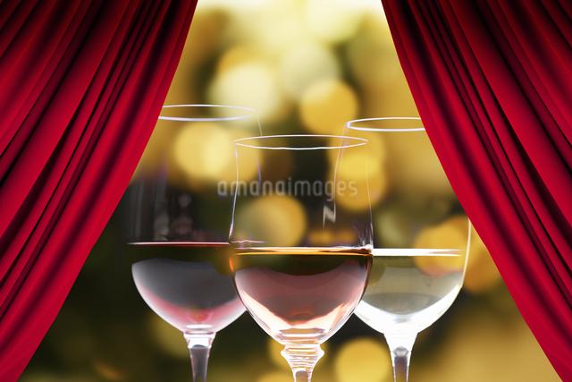 ワインの写真素材 [FYI04130538]