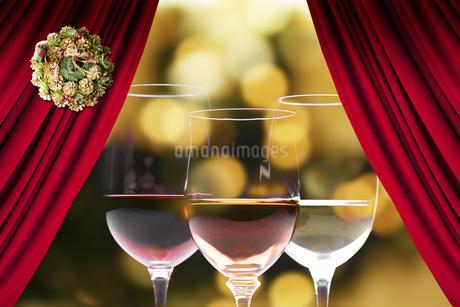 ワインの写真素材 [FYI04130540]