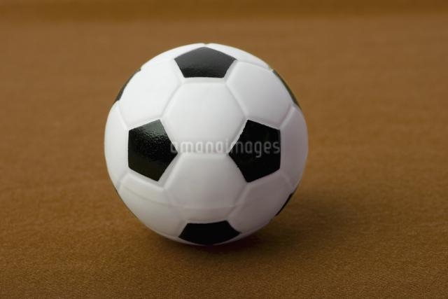 サッカーボールの写真素材 [FYI04130616]