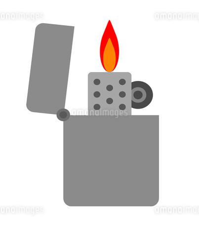 オイルライターのイラスト素材 [FYI04130760]