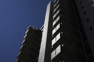 マンションの階段の写真素材 [FYI04132146]