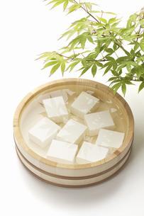 豆腐の写真素材 [FYI04132418]