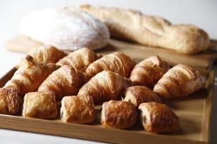 手作りパンの写真素材 [FYI04132783]