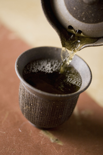 茶の写真素材 [FYI04133033]