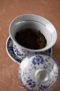 中国茶の写真素材 [FYI04133043]