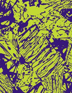 抽象絵画的パターンのイラスト素材 [FYI04133510]
