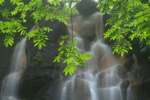 幻の滝の写真素材 [FYI04134615]