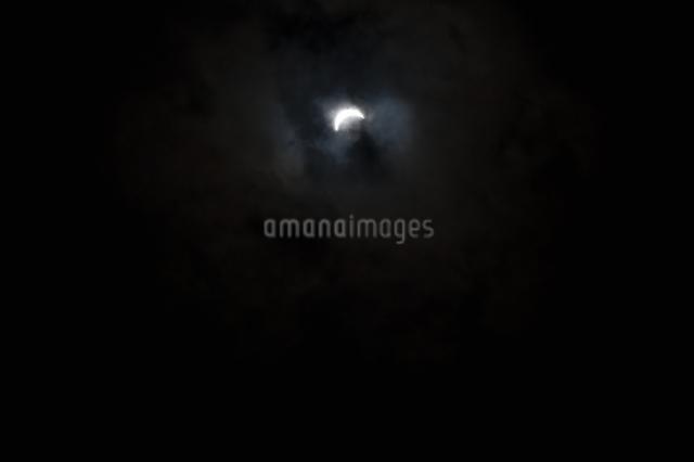 2009年7月22日,,,日食の写真素材 [FYI04135071]