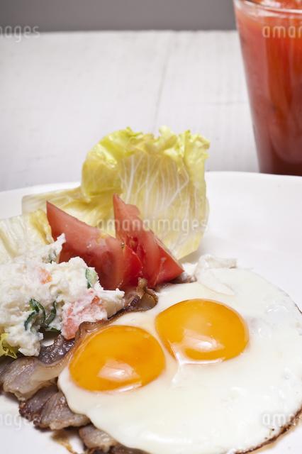 朝食の写真素材 [FYI04135217]