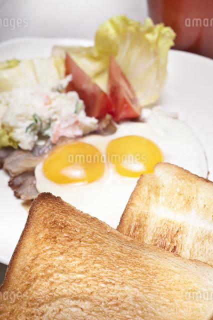 朝食の写真素材 [FYI04135218]