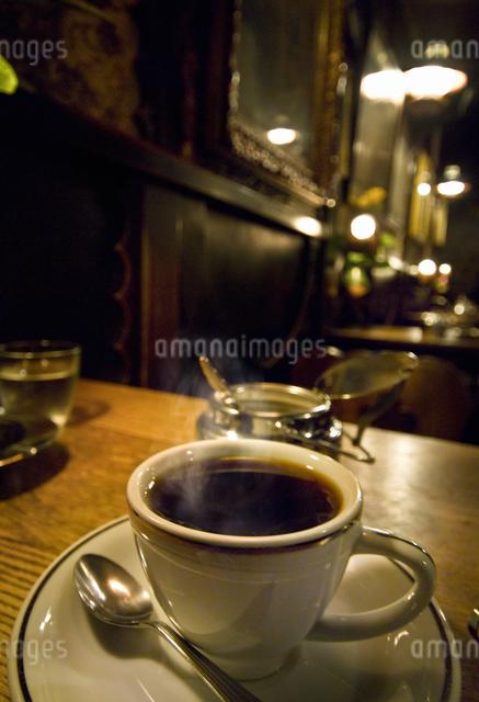 カフェの写真素材 [FYI04135284]